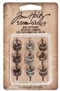 TH93060 Tim Holtz® Idea-ology™ Ring Fasteners